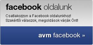 AVM Konferenciatechnika Kft. facebook