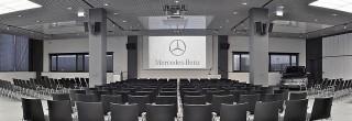 Mercedes-Benz auditórium, Kecskemét