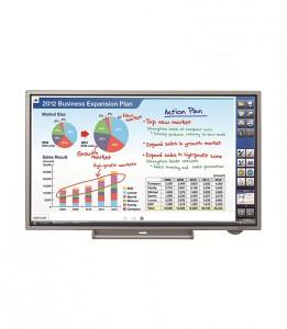 Sharp PN-L602B interaktív