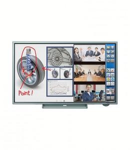 Sharp PN-L802B interaktív
